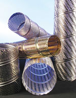 Spiral Wound Perforated Tubes